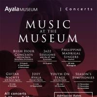 Music at the Museum - The Philippine Madrigal Singers Alumni