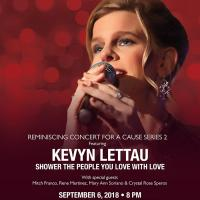 KEVYN LETTAU Shower the People you Love with Love