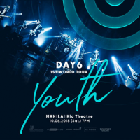 DAY6 1st World Tour 'Youth' In Manila