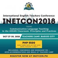 International English Teachers Conference