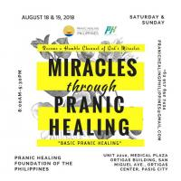 Miracles Through Pranic Healing (Basic Pranic Healing) Seminar