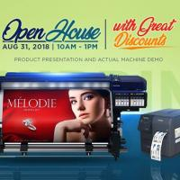 EPSON Open House Special Event