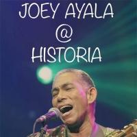 JOEY AYALA AT HISTORIA BOUTIQUE BAR AND RESTAURANT