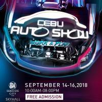 CEBU AUTO SHOW 2018