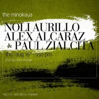 PROGRESSIVE ACOUSTIC + FLAMENCO: AURILLO, ALCARAZ AND ZIALCITA AT THE MINOKAUA
