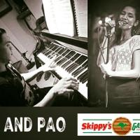 TIN AND PAO AT SKIPPY'S GASTROPUB MANILA