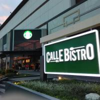 Calle Bistro, A New Dining Destination Opens in Commonwealth, Quezon City