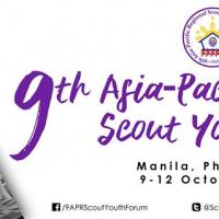 9th Asia-Pacific Regional Scout Youth Forum