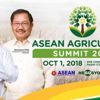 ASEAN Agriculture Summit 2018