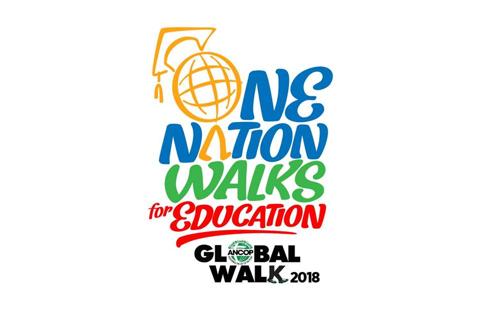 ANCOP Global Walk 2018