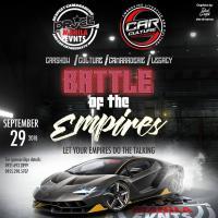 Battle of The Empire's Automoto Show