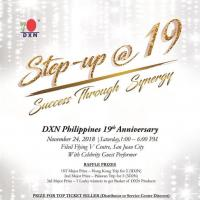 DXN Philippines 19th Anniversary