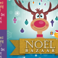 No Frills, Just Holiday Fun at the Noel Bazaar 2018