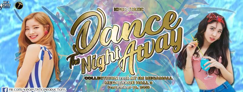 Kpop Static: Dance The Night Away