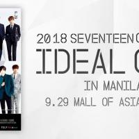 2018 Seventeen Concert 'Ideal Cut' in Manila