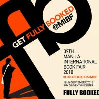 Fully Booked at MIBF 2018