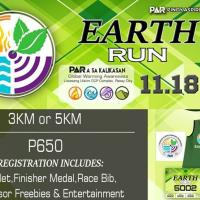 Earth Run (Obstacle/Family Run)