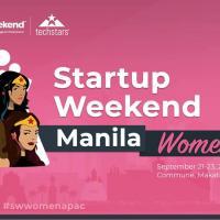 Startup Weekend Manila: Women Edition