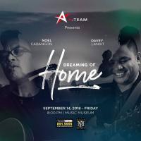Noel Cabangon & Davey Langit: Dreaming of Home