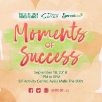 BDJ Passion Series: Moments of Success
