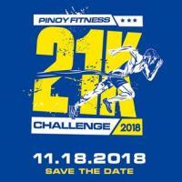 Pinoy Fitness 21K Challenge 2018