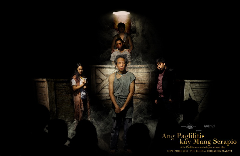 buod ng paglilitis ni mang serapio This is how one would see mang serapio in theater titas and duende theatre's 50th-anniversary production of ang paglilitis kay mang serapio written by dr paul dumol, the play is a timeless social commentary that needs no introduction.