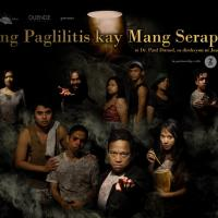 "Theatre Titas and Duende Theatre Collaborate for the 50th Anniversary of Paul Dumol's ""Ang Paglilitis kay Mang Serapio"""