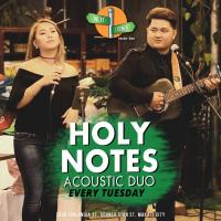 HOLY NOTES AT NEXT CORNER RESTO BAR