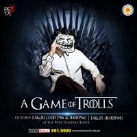 A Game of Trolls, PETA's Martial Law Play Once Again On Stage