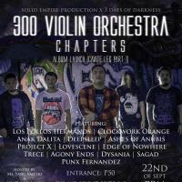 """300 VIOLIN ORCHESTRA: """"CHAPTERS"""" ALBUM LAUNCH (CAVITE) PART 1  AT FLIP AND BEYOND BAR & RESTO"""