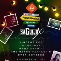 #HINDIEMANILA GIG SERIES #22TOUR AT SAGUIJO CAFE + BAR EVENTS