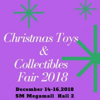 CHRISTMAS TOYS & COLLECTIBLES FAIR 2018