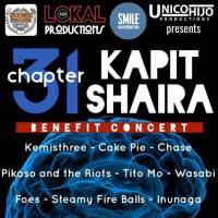 CHAPTER 31: KAPIT SHAIRA BENEFIT CONCERT AT H2O PIPE BAR