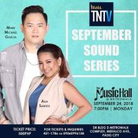 MARK MICHEAL GARCIA & AILA SANTOS AT THE MUSIC HALL