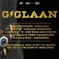 GIGLAAN AT THE 70'S BISTRO