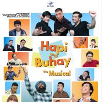 Hapi ang Buhay the Musical hits the Big Screen with a Red Carpet Premiere at SM Megamall