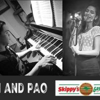 TIN AND PAO AT SKIPPY'S GASTROPUB MANILA