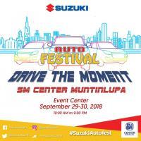 Suzuki Autofest 2018