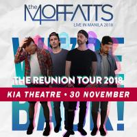 The Moffatts Will Return To Manila For Their Reunion Tour on November 30