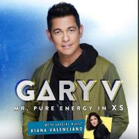 Gary Valenciano Gears Up For 'Gary V, Mr. Pure Energy on XS'