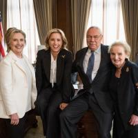 Hillary Clinton, Madeleine Albright & Colin Powell Guest Star on the Fifth Season Premiere of Madam Secretary on Sony Channel