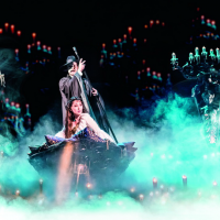 The Phantom Returns! Andrew Lloyd Webber's THE PHANTOM OF THE OPERA Returns to Manila
