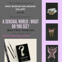 A SENSUAL WORLD: WHAT DO YOU SEE?