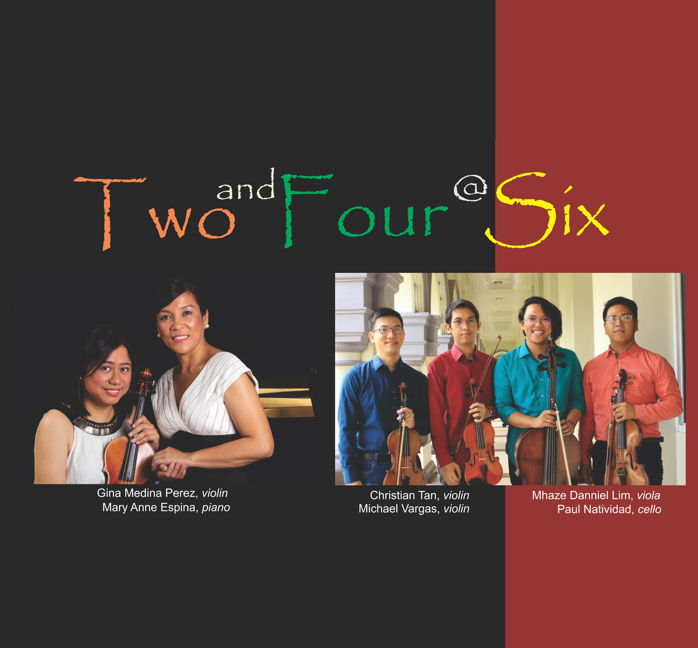 Two And Four @ Six