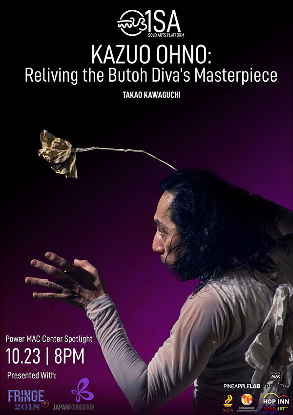 KAZUO OHNO: Reliving the Butoh Diva's Masterpiece