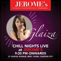 GLAIZA AT JEROME'S RESTAURANT AND CHILL BAR