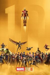 Marvel Studios 10th Anniversary Movie Marathon