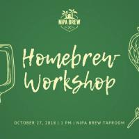 Homebrew Workshop
