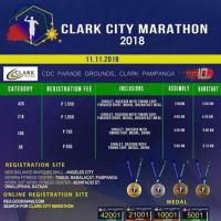 Clark City Marathon