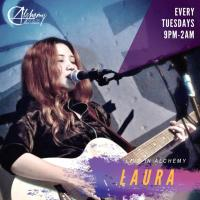 LAURA JANE AT ALCHEMY BISTRO BAR